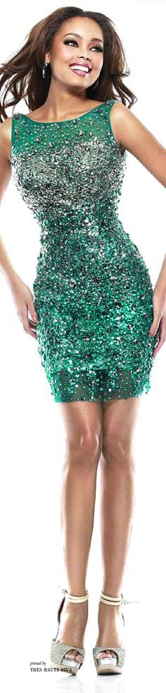 Sherri Hill Fall 2014 ♔ Tres Haute Diva. V