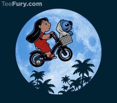 626 Phone Home-ET Lilo and Stitch mashup