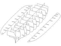 Pin by DIY Boat Plans For Beginner on Model Boat Plans