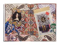 Christian Lacroix papier Voyage B5 Note Book / クリスチャン ...