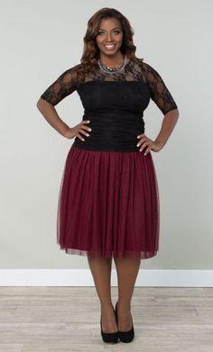 Twirling in Tulle Skirt