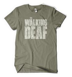 They do not hear. They do not speak. They have a language all their own. They are… the Walking Deaf!