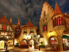 ARKITETURA, Entretenimento Disney Germany