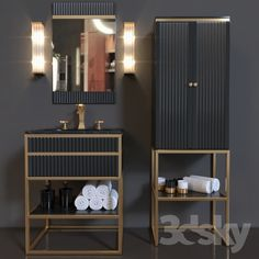 Bathroom furniture OASIS Luxury Collection Academy House