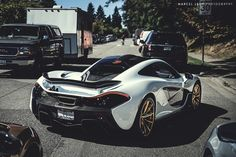 McLaren P1 by Marcel Lech