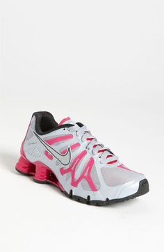 Nike 'Shox Turbo+ 13' Running Shoe (Women) available at #Nordstrom