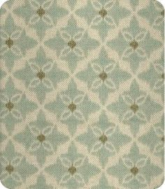 this duck egg blue color would be great paired with coco and ochre