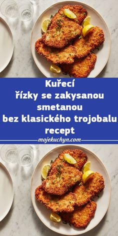 Slovak Recipes, Hungarian Recipes, Hungarian Food, Tandoori Chicken, Chicken Wings, Food And Drink, Low Carb, Menu, Cooking