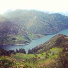#Ecuador #SierraEcuatoriana #Paisaje