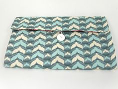 Sisters, Sisters: Baby Changing Mat/ Diaper Clutch Tutorial
