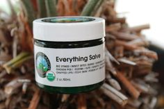 This is MY FAVORITE! It Heals so many things :) Everything Salve