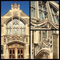 Art Nouveau Chapel, Skipton, UK