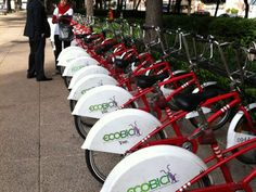 Mexico City's Bike Share Program will Quadruple in Size to 4,000 Bikes!