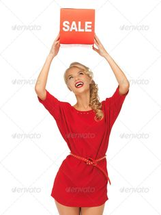 lovely woman in red dress with sale sign ...  alluring, attractive, babe, beautiful, beauty, buyer, casual, charming, clothing, consumerism, consumption, customer, cute, discount, dress, elegance, elegant, fancy, fashion, fashionable, female, girl, gorgeous, graceful, happy, holding, human, lady, lifestyle, looking, lovely, luxury, nice, people, person, positive, presents, pretty, red, retail, sale, satisfied, shopaholic, shopper, shopping, sign, smiling, style, wealth, woman