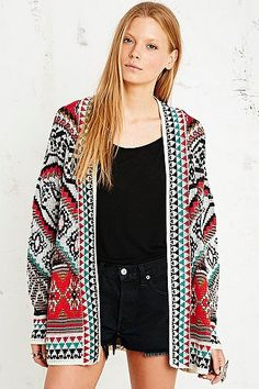 Summer cardi for those cool nights