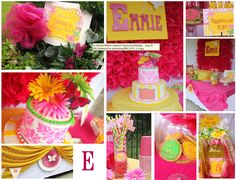 {Flaired Affairs Event} Sumertime Butterfly Birthday Party