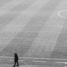 la #solitudine dell' #allenatore. #coach #toro N2R Lifestyle