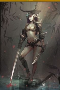 Check out this awesome piece by Stato Ozo on #DrawCrowd