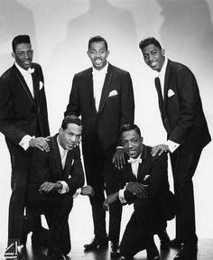 The Temptations are an American vocal group known for their success with Motown Records during the 1960s and 1970s. Known for their choreography, distinct harmonies, and flashy wardrobe, the group was highly influential to the evolution of R&B and soul music