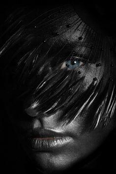 Black Feathers by Rebecca Salzman