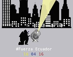 "Check out new work on my @Behance portfolio: ""Cartel terremoto Ecuador #DiseñadoresConCorazon"" http://be.net/gallery/41401157/Cartel-terremoto-Ecuador-DisenadoresConCorazon"