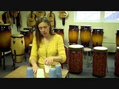 Cup Rhythms - Body Percussion in your music  Classroom