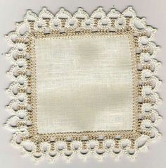 Crochet Borders, Crochet Patterns, Diy And Crafts, Frame, Coasters, Dining Table Runners, Scrappy Quilts, Table Toppers, Blouses
