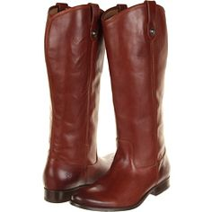 Frye Melissa Button Boot in Cognac.  Matt got me these for our anniversary- who knew 9 years was leather?!?