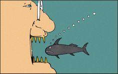 Illustration by Seymour Chwast, 1976 Graphis Annual Page Design, Design Art, Seymour Chwast, Aubrey Beardsley, Milton Glaser, Etchings, Spirit Halloween, Caricatures, Scorpio