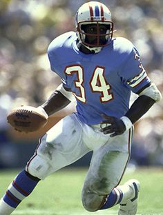 Earl Campbell - Houston Oilers - RB. Also Hot Sausage King! I dont eat 6c621102c