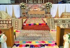 Tongan Wedding Decor