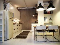Myytävät asunnot, Köydenpunojankatu 13, Helsinki #oikotieasunnot #keittiö #kitchen #Helsinki