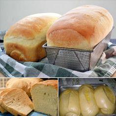 COMPARTILHE ESSA RECEITA! Ingredientes 2 kg de Farinha de trigo (Um pouco a mais para dar ponto) 2 colheres de sopa de fermento biológico fresco 2 colheres de sopa de açúcar 1 colher de sopa de sal 2 ovos 1 xícara de chá de óleo 1 litro de leite morno Modo de preparo do pão …