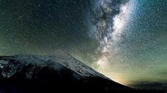 山と氷河と風の荒涼とした大地「南米・パタゴニア」の超高画質タイムラプス映像「PATAGONIA 8K」 - DNA