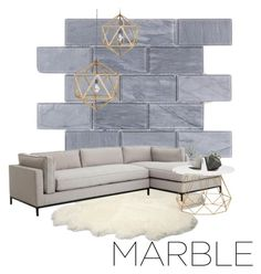 """""""Marble"""" by hollyrobinson-ii ❤ liked on Polyvore featuring interior, interiors, interior design, home, home decor, interior decorating, Jayson Home, UGG Australia and marblehome"""