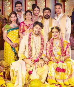 Finally, some specially shot photos of Mega family from the Mega wedding #SreejaKalyanam are being released.