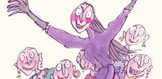 Roald Dahl is one of the best loved children's authors - read about the special…