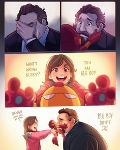 """It's a fourth page of """"Cheeseburgers: A Post-Avengers Endgame Comic"""" Marvel Avengers, Marvel Dc Comics, Marvel Heroes, Avengers Story, Marvel Fan Art, Anime Comics, Captain Marvel, Funny Marvel Memes, Marvel Jokes"""