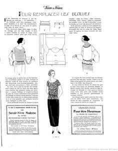 La Femme de France 1922/08/06