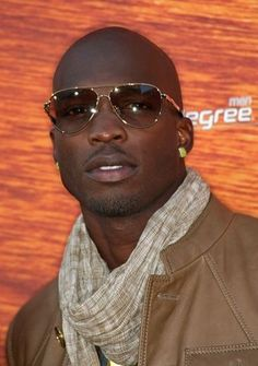 Chad Ochocinco...love him! He just seems like he would be a lot of fun to hang out with.