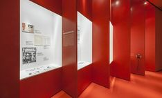 The colour is great Museum Exhibition Design, Exhibition Display, Exhibition Space, Design Museum, Display Design, Booth Design, Web Banner Design, Museum Plan, Museum Displays