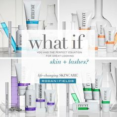 Don't forget...until March 9th, you can bundle a complete skin care system with the incredible Lash Boost and get a 20% corporate discount!  Don't wait, as this offer is flying out the doors for a reason.  60 day money-back, empty bottle, guarantee on ALL RF products.  PLUS, keep in mind that RF products are designed to last more than 60 days.  So instead of that extra cup of java, how about treating you to something that lasts longer?  Because, you're worth it. <3