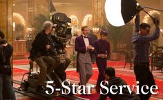 Wes Anderson's The Grand Budapest Hotel, shot by Robert Yeoman, ASC, follows the whimsical adventures of a legendary concierge and his protégé.