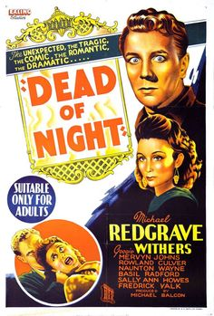 Dead of Night (1945) | Movie poster