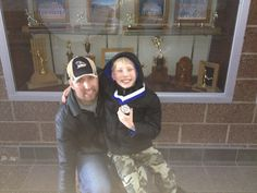 Xander and his medal from Sparta @ 67lbs.