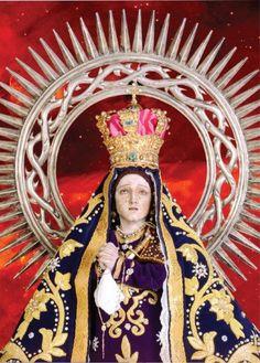 Virgen de los Dolores de Soriano, México  14 de Marzo http://basilicadesoriano.mx/