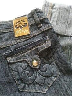 DEREON Capri Crop Jeans Pants Sz 5/6 #LYLACS_4U #houseofdereon #jeans #springbreak #ontrendfashion #DEREON #Capri