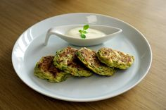 Courgette & Chilli Fritters