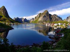 Reine  Photographer: Josh Hill  Reine is the most beautiful place I've ever been.  Home > Norway > Lofoten Islands