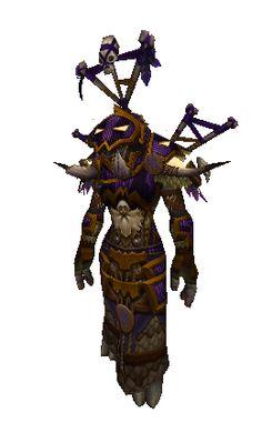 Amani Mail - Transmog Set - World of Warcraft